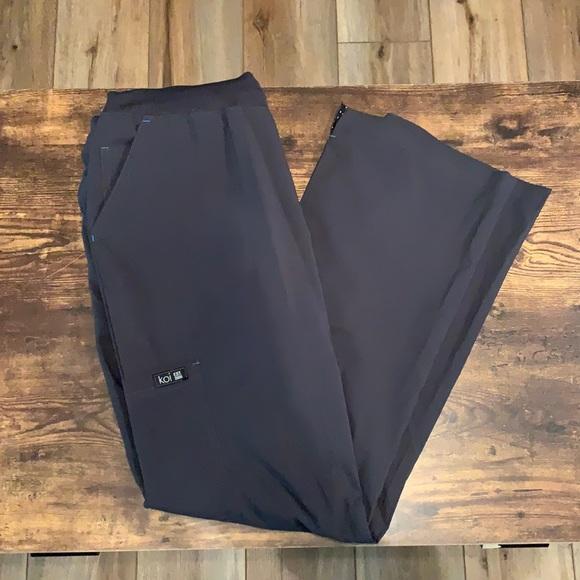 Koi Basics Scrub Pants in Grey